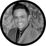 Chris Bacong b.w